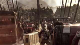 Gamescom 2014 - Dying Light Gameplay Trailer