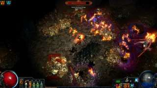 Doing Ranger Damage in our Exclusive Path of Exile Build of the Week