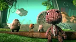 LittleBigPlanet 3 - Hugh Laurie Trailer