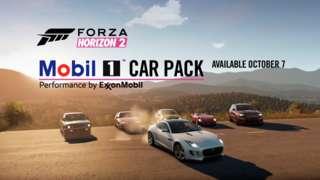 Forza Horizon 2 - Mobil 1 Car Pack