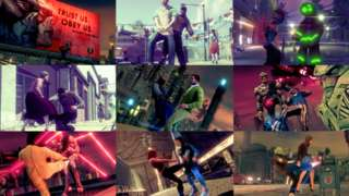 Saints Row: Gat Out of Hell - Launch Trailer