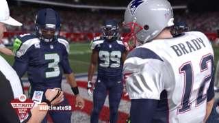 Madden NFL 15 - Super Bowl XLIX Prediction Trailer