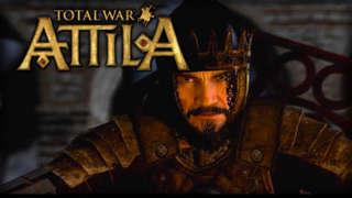 Total War: Atilla - The Ashen Horse Trailer