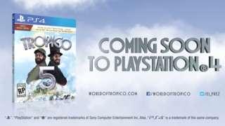 Tropico 5 - PS4 Details Trailer
