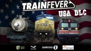 Train Fever - USA DLC Launch Trailer