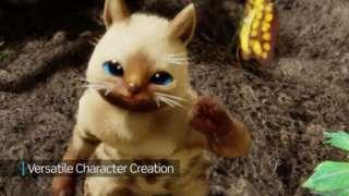 CRYENGINE - Tech Showcase GDC 2015 Trailer