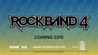 Rock Band 4 - Announcement Trailer