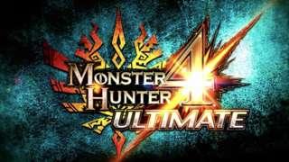 Monster Hunter 4 Ultimate - March DLC pack