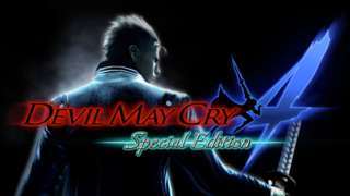 Devil May Cry 4: Special Edition - Announcement Trailer