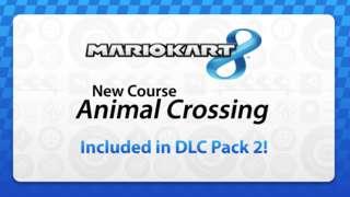 Mario Kart 8 - Animal Crossing Course Trailer