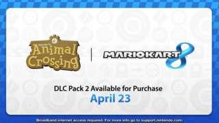 Mario Kart 8 - Music of Animal Crossing Trailer