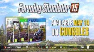 Farming Simulator 15 - Consoles Teaser Trailer