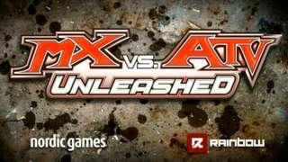 MX vs. ATV Unleashed - Steam Release Trailer