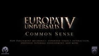 Europa Universalis IV - Common Sense Expansion Announcement Teaser