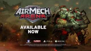 AirMech Arena - Launch Trailer