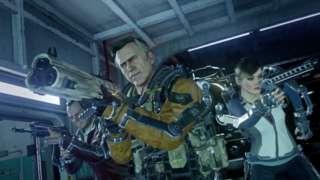 Call of Duty: Advanced Warfare – Exo Zombies Carrier Trailer