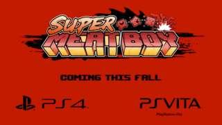 Super Meat Boy - PS4/PS Vita Trailer