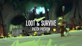 Dungeon Defenders II - Loot and Survive Trailer