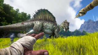 Ark: Survival Evolved - Gamescom 2015 Xbox One Trailer