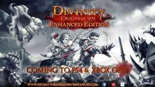 Divinity: Original Sin - Gamescom 2015 Console Overview