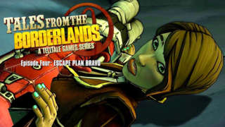 Tales from the Borderlands Episode 4 - Escape Plan Bravo Trailer