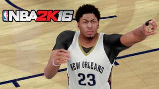 NBA 2K16 - Anthony Davis: The Rise