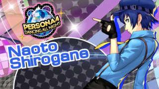Persona 4: Dancing All Night - Naoto Trailer