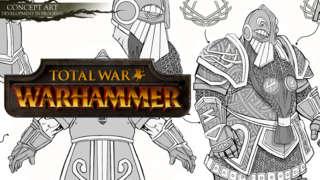 Total War: WARHAMMER - Dwarfen Axe and Hammer Units Trailer