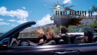 Final Fantasy XV - CAEM Trailer