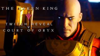 Destiny - The Taken King: Court of Oryx Teaser