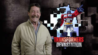 Transformers: Devastation - Behind the Scenes with Peter Cullen