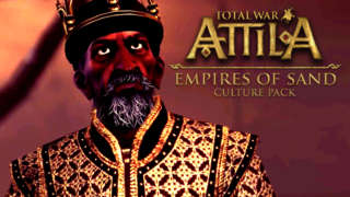 Total War: Attila - Empires of Sand Culture Pack Trailer