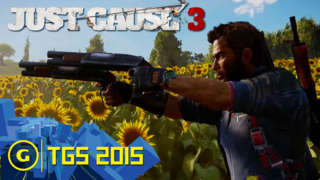 Just Cause 3 - Tokyo Game Show 2015 Trailer