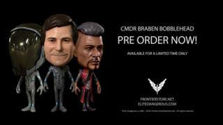 Elite Dangerous - Bobbleheads Announcement Trailer
