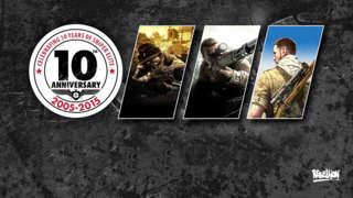 Sniper Elite - 10 Years 10 Million Sales Trailer