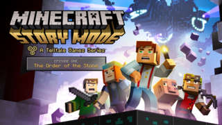 Minecraft: Story Mode Episode 1 - The Order of the Stone Trailer