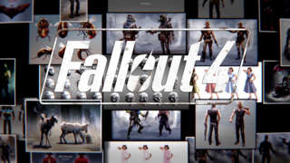 Fallout 4 - The Team Bringing Fallout 4 to Life, Part 1