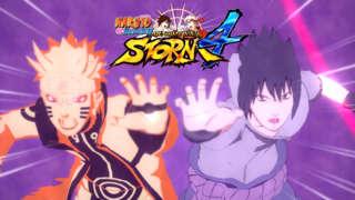 Naruto Shippuden: Ultimate Ninja Storm 4 - Obito Uchiha Backstory Trailer