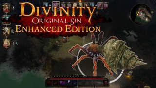 Divinity: Original Sin: Enhanced Edition - Console Combat Trailer