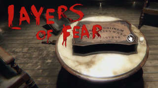 Layers of Fear - Halloween Trailer