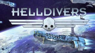 Helldivers - Steam Release Trailer