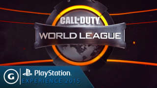 Call of Duty - World League Playstation Experience 2015