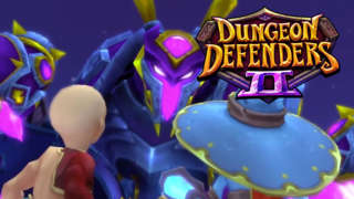 Dungeon Defenders II: The Harbinger Awakens Patch Preview