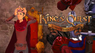 King's Quest - Chapter 2: Rubble Without a Cause - Launch Trailer