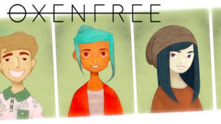 The Story of Oxenfree - Part 1