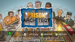 Prison Architect Consoles Trailer