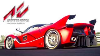 Assetto Corsa Console Announcement
