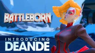 Battleborn - Deande Character Highlight