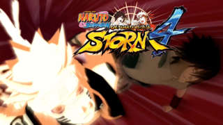 Naruto Shippuden: Ultimate Ninja Storm 4 - Matsuyama Running Trailer