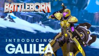 Battleborn - Galilea Character Highlight Trailer